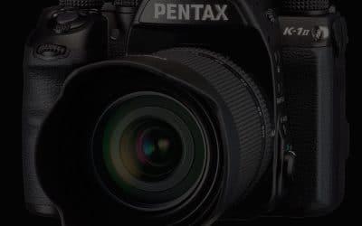 MI NUEVA CÁMARA PENTAX K1-II