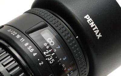 Pentax lanza el nuevo 35mm f/2 HD